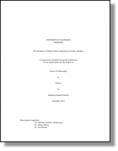 three paper dissertation